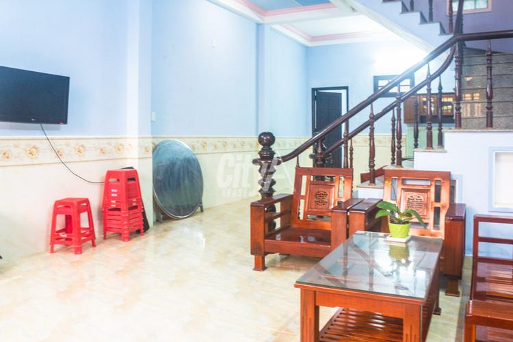Cho Thuê Nhà Phố 2 Tầng Đường Lê Văn Tâm, Ngũ Hành Sơn, Đà Nẵng
